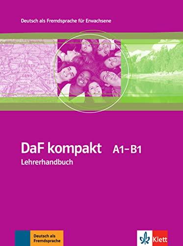 9783126761895: Daf Kompakt: Lehrerhandbuch (German Edition)