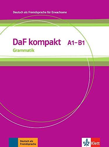 9783126761932: Daf Kompakt: Grammatik A1 - B1 (German Edition)