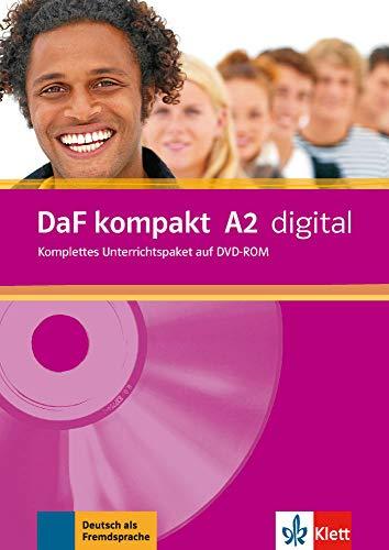 DaF kompakt A2 digital, DVD-ROM
