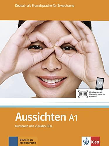 9783126762007: Aussichten: Kursbuch A1 & Audio-CDs (2)