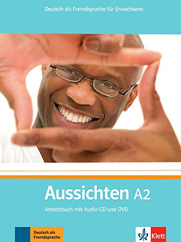 9783126762113: Aussichten. A2. Arbeitsbuck. Per le Scuole superiori. Con CD Audio. Con espansione online: Aussichten - Nivel A2 - Cuaderno de ejercicios + 2 CD + DVD