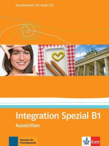9783126762229: Aussichten. B1. Integration spezial. Con CD Audio. Per le Scuole superiori