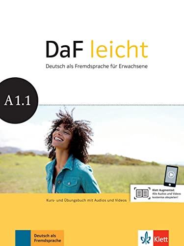 9783126762502: Daf Leicht: Kurs-und Ubungsbuch A1.1 MIT Dvd-rom (German Edition)