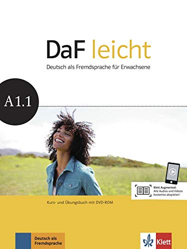 DaF leicht A1.1: Deutsch als Fremdsprache für: Jentges, Sabine, Körner,