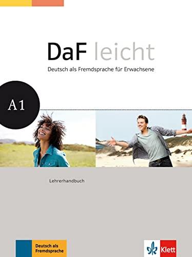 9783126762526: Daf Leicht: Lehrerhandbuch A1