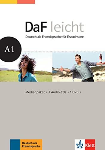 9783126762533: Daf Leicht: Medienpaket A1 - Cds (2) + DVD (German Edition)