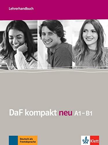 9783126763127: Daf Kompakt Neu: Lehrerhandbuch A1-B1