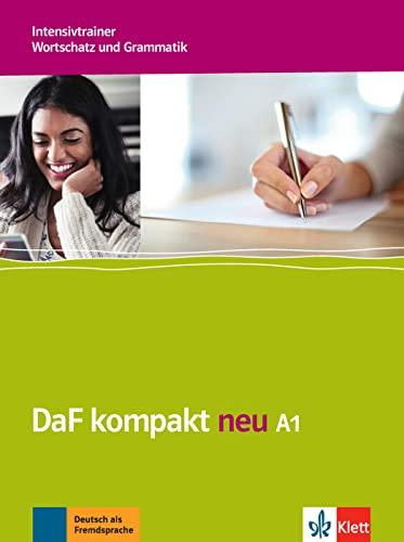 9783126763165: Daf Kompakt Neu A1. Intensivtrainer: Intensivtrainer, Wortschatz und Grammatik