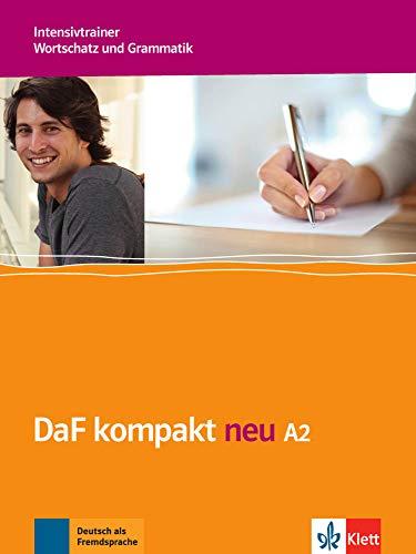 9783126763172: Daf Kompakt Neu in 3 Banden: Intensivtrainer A2 - Wortschatz Und Grammatik