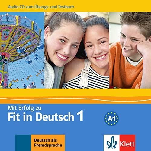 9783126763325: Mit Erfolg zu Fit in Deutsch: Audio-CD 1