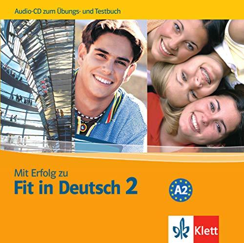 9783126763363: Mit Erfolg zu Fit in Deutsch: CD-audio 2