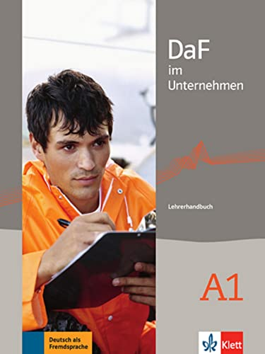 9783126764414: DaF im Unternehmen A1 : Lehrerhandbuch