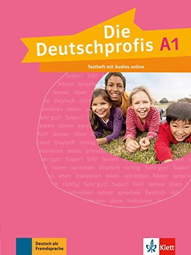 9783126764971: Die Deutschprofis Testheft