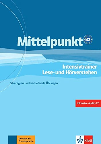 9783126766043: Mittelpunkt - Cuaderno para comprensión oral y escrita - Nivel B2