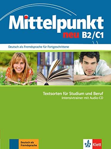 9783126766173: Mittelpunkt Neu: Textsorten Fur Studium Und Beruf B2/C1