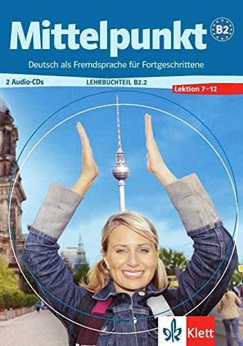 9783126766265: Mittelpunkt B2 - Edición en 2 vol. (U7-U12) - 2 CD