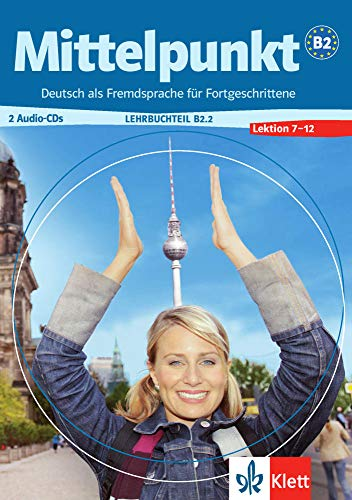 9783126766265: Mittelpunkt Zweibandig: Cds B2 Teil 2 (2) (German Edition)
