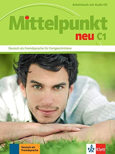 9783126766616: Mittlepunkt neu C1 - Cahier d'exercices (1CD audio)