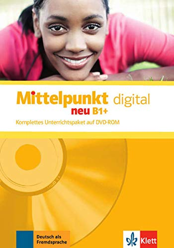 9783126766722: Mittelpunkt Neu: Komplettes Unterrichtspaket B1+ auf DVD-Rom