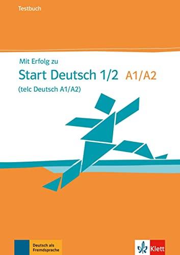 9783126768030: MIT Erfolg Zu Start Deutsch A1 - A2: Testbuch MIT Audio-CD (German Edition)
