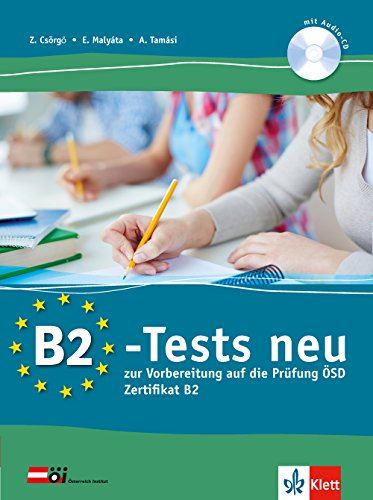 9783126768184: B2-Finale, Vorbereitungskurs Zur Oesd-Prufung: B2-Tests Mit Audio-CD