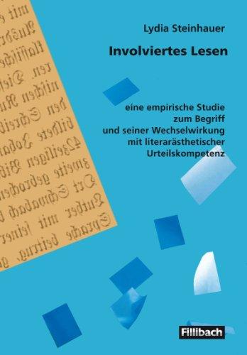 9783126880350: Involviertes Lesen: Eine empirische Studie zum Begriff und seiner Wechselwirkung mit literarästhetischer Urteilskompetenz
