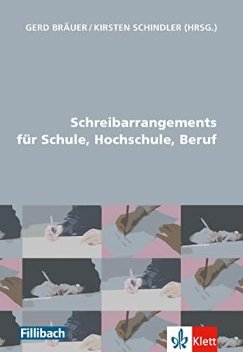 9783126880435: Schreibarrangements für Schule, Hochschule, Beruf
