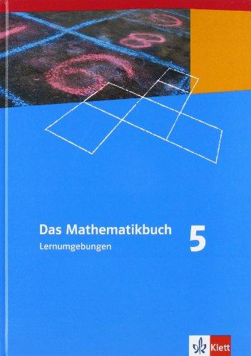 9783127001518: Mathematikbuch. Lernumgebung Kl. 5/NRW