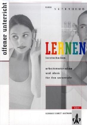 9783127200188: Lerntechniken. Arbeitsmaterialien und Ideen für den Unterricht. (Lernmaterialien)