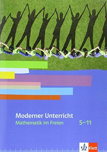 9783127200614: Mathematik im Freien: Moderner Unterricht 5. bis 11. Schuljahr