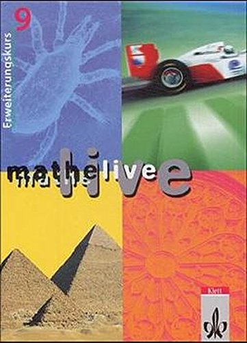 Mathe live - Mathematik für Gesamtschulen: Mathe: Emde, Christel, Kliemann,