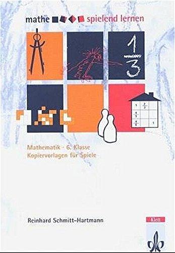 9783127228403: Mathematik 6. Klasse