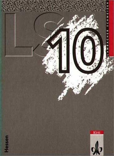 9783127309058: LS Mathematik 10. Hessen: Mathematisches Unterrichtswerk für Gymnasien