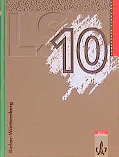 9783127316704: Lambacher-Schweizer, Ausgabe Baden-Württemberg, 10. Schuljahr, EURO