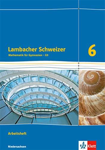 9783127335163: Lambacher Schweizer - Ausgabe für Niedersachsen G9 / Arbeitsheft plus Lösungsheft 6. Schuljahr