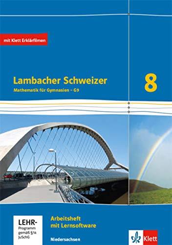 9783127335354: Lambacher Schweize. Arbeitsheft plus Lösungsheft und Lernsoftware 8. Schuljahr. Niedersachsen G9