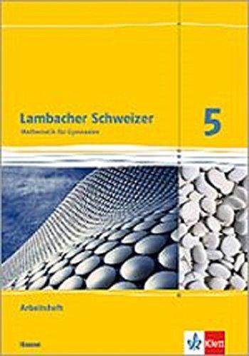 9783127337563: Lambacher Schweizer. 5. Schuljahr. Arbeitsheft plus Lösungsheft. Neubearbeitung. Hessen