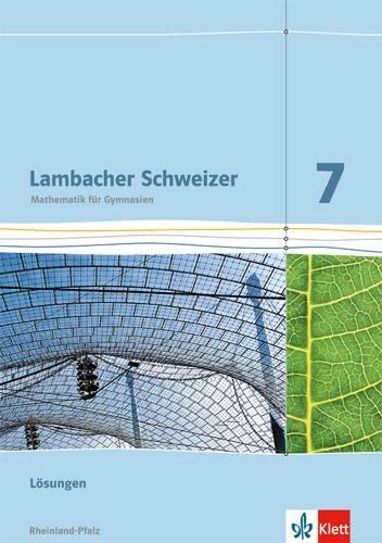 9783127337631: Lambacher Schweizer. 6. Schuljahr G8. Lösungen. Neubearbeitung. Hessen