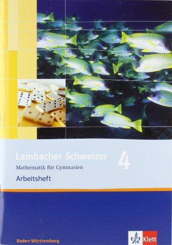 9783127343878: Lambacher Schweizer. 8. Schuljahr. Arbeitsheft plus Lösungsheft. Baden-Württemberg: Mathematik für Gymnasien. Klasse 8