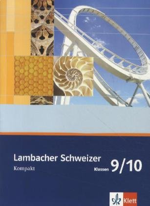 9783127343953: Lambacher Schweizer Kompakt - Neubearbeitung / 9./10. Klasse