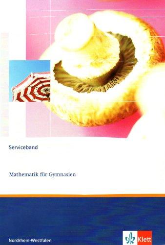 9783127344325: Lambacher Schweizer - Ausgabe für Nordrhein-Westfalen. Neubearbeitung 2009. Serviceband 7. Schuljahr