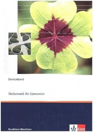 9783127344424: Lambacher Schweizer - Ausgabe für Nordrhein-Westfalen. Neubearbeitung. Serviceband 8. Schuljahr