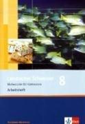 9783127344868: Lambacher Schweizer. LS Mathematik 8. Arbeitsheft. Neubearbeitung. Nordrhein-Westfalen