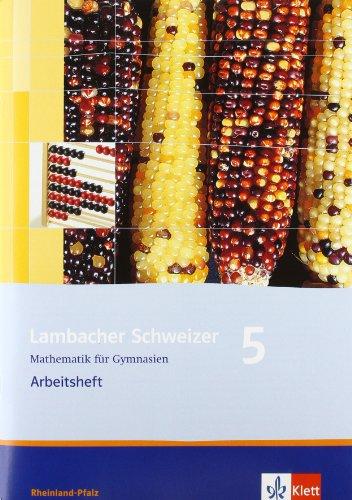 Lambacher Schweizer - Ausgabe Rheinland-Pfalz 2005: Lambacher: August Schmid