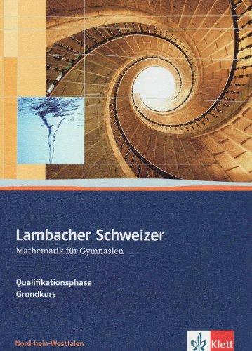 Lambacher Schweizer - Ausgabe Nordrhein-Westfalen - Neubearbeitung.: Freudigmann, Hans