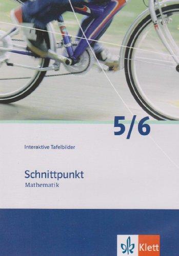 9783127403671: Interaktive Tafelbilder zu Schnittpunkt. Neubearbeitung. Lehrer CD-ROM 5./6. Schuljahr