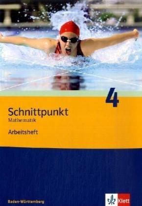 9783127403862: Schnittpunkt Mathematik - Ausgabe fur Baden-Wurttemberg 2004: Schnittpunkt Mathematik 4. Arbeitsheft 8. Schuljahr. Ausgabe Baden-Wurttemberg: BD 3