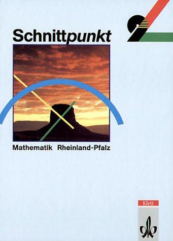 9783127419603: Schnittpunkt, Ausgabe Rheinland-Pfalz, Klasse 9, EURO