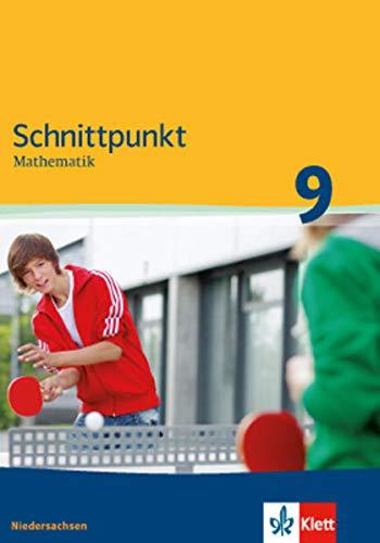 9783127421811: Schnittpunkt Mathematik - Ausgabe für Niedersachsen. Schülerbuch 9. Schuljahr - Mittleres Niveau
