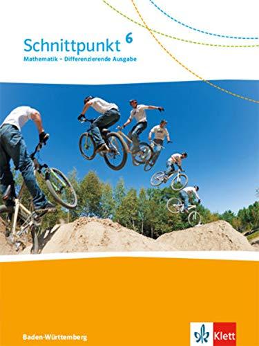 9783127443615: Schnittpunkt Mathematik - Differenzierende Ausgabe für Baden-Württemberg. Schülerbuch 6. Schuljahr